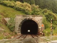 Messinghauser Tunnel, Westportal